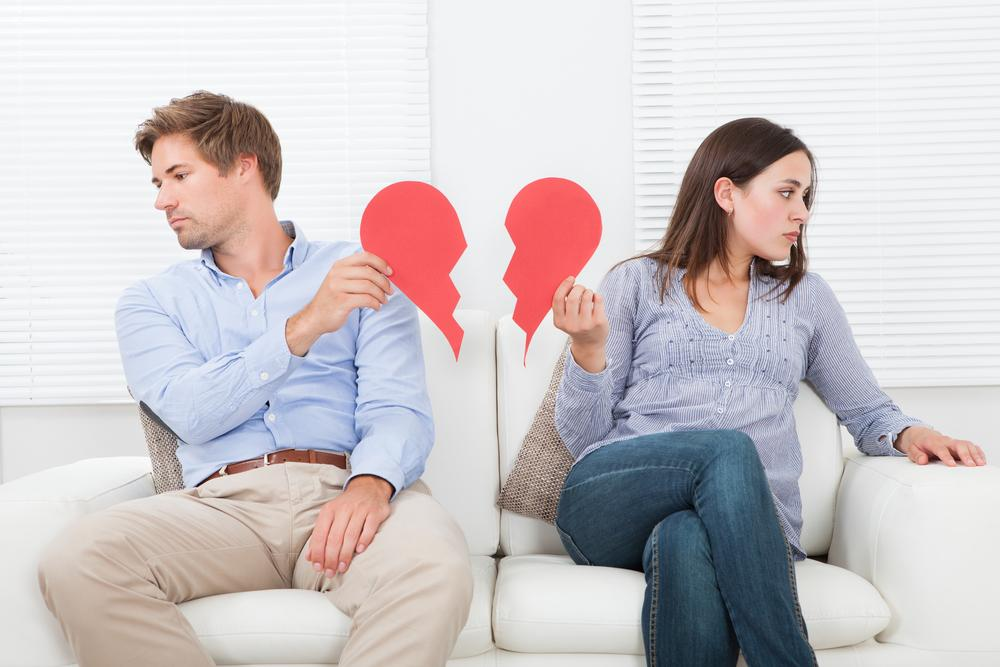deal with changes in your relationship