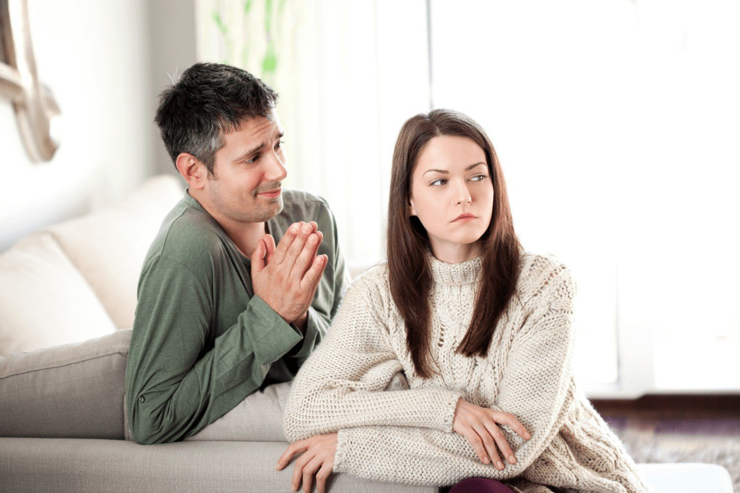 deal with stress in relationship
