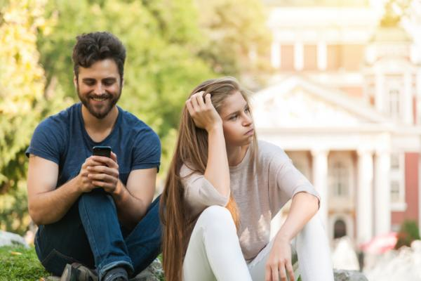 What to do when your partner ignores you
