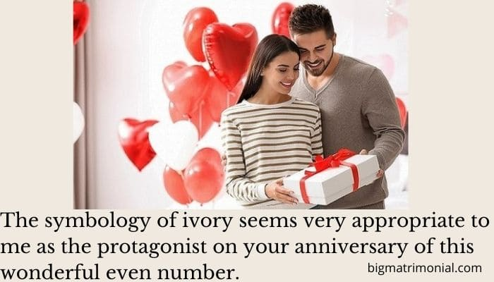 14 Year Wedding Anniversary Meaning