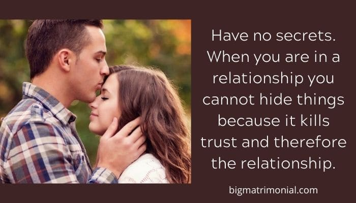 How To Save A Relationship Without Trust
