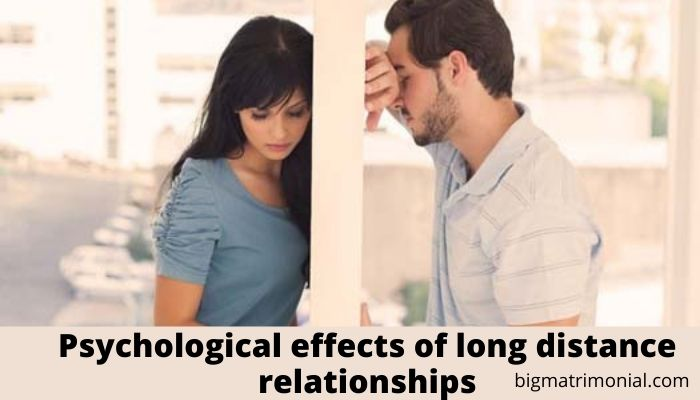 Psychological Effects Of Long Distance Relationships