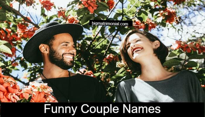 Funny Couple Names