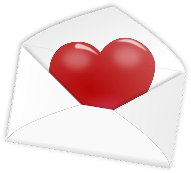 Letter forgive me my love if I hurt you